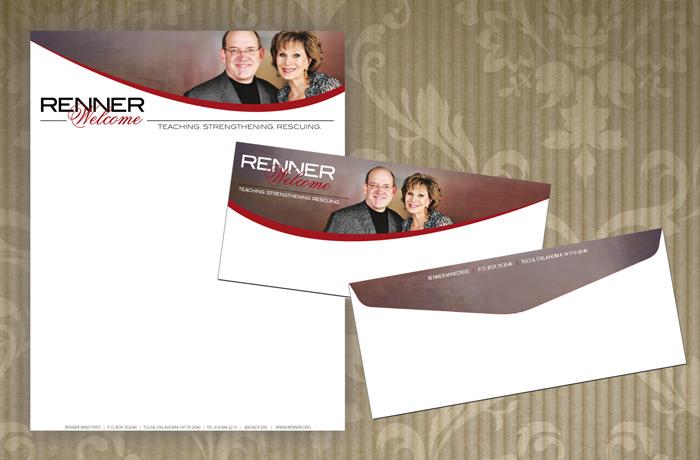 business envelopes designs
